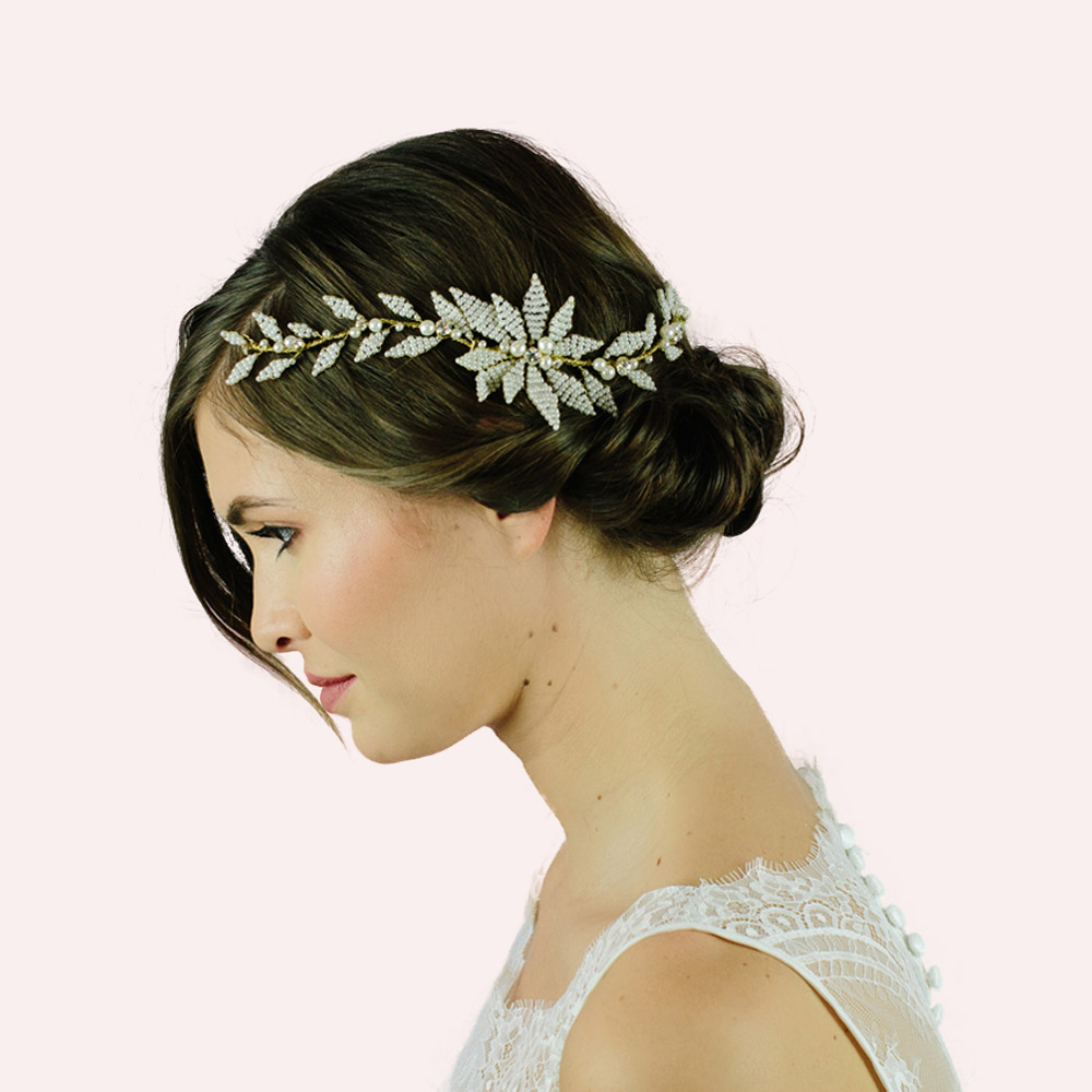Worthing Bridal Hair Vine