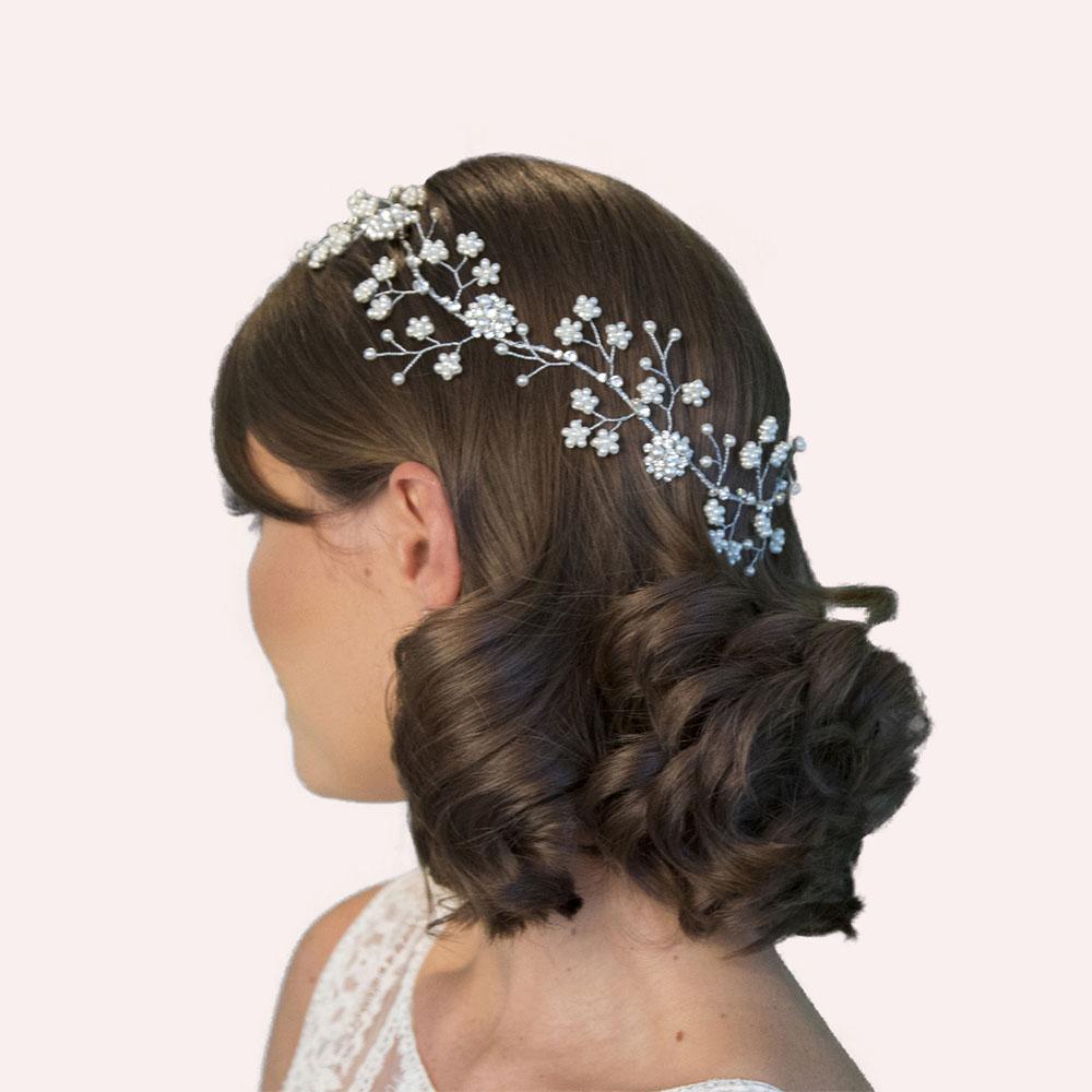 Chichester Bridal Hair Vine Miranda Templeton